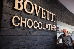 Severine mazieres redacteur web perigord dordogne chocolatier bovetti
