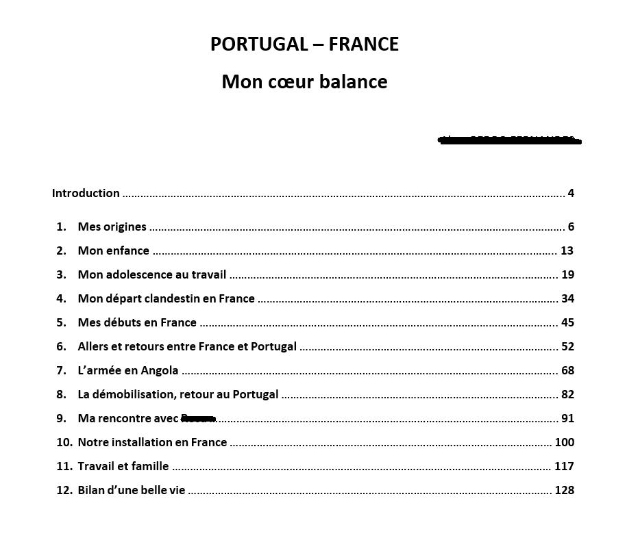 biographie portugais immigre dordogne